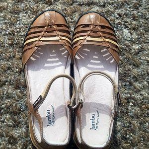 Jambu Leather Bel Air Sandal
